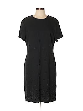 S.L. Fashions Casual Dress Size L