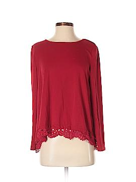Zanzea Collection Long Sleeve Blouse Size S