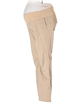 Liz Lange Maternity Casual Pants Size 4 (Maternity)
