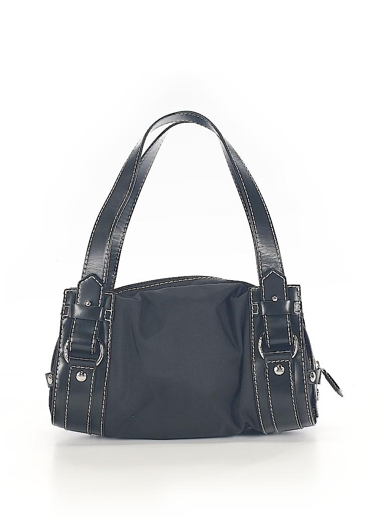 bcf2b5cb6b Lancel Solid Black Shoulder Bag One Size - 73% off