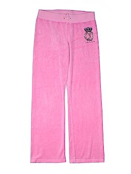 Juicy Couture Velour Pants Size 7