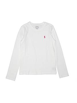 Polo by Ralph Lauren Long Sleeve T-Shirt Size S (Kids)
