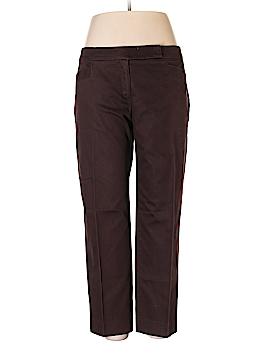 AGB Khakis Size 14