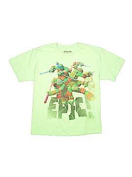 Teenage Mutant Ninja Turtles Short Sleeve T-Shirt Size 14 - 16