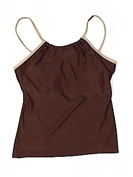 MICHAEL Michael Kors Swimsuit Top Size L
