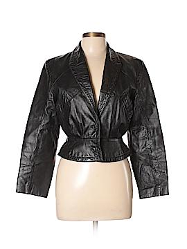 Wilson Leather Jacket Size 10