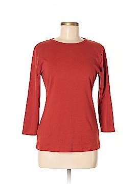 Necessitees 3/4 Sleeve T-Shirt Size M