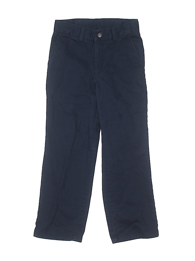 Chaps Boys Khakis Size 8