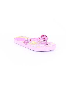 Disney Flip Flops Size 11 - 12 Kids