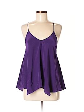 Amanda Uprichard Sleeveless Silk Top Size L