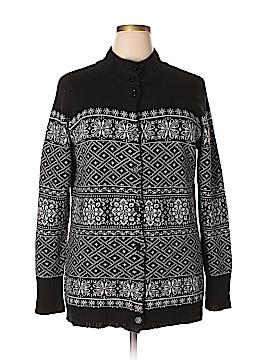 Winter Silks Cardigan Size L
