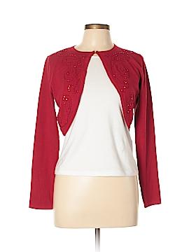 WD.NY Silk Cardigan Size L