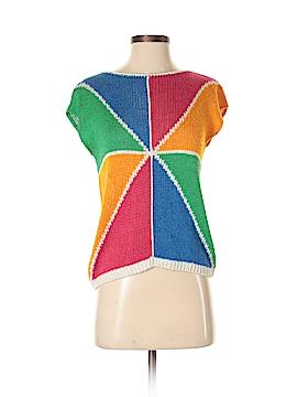 Liz Claiborne Silk Pullover Sweater Size P (Petite)