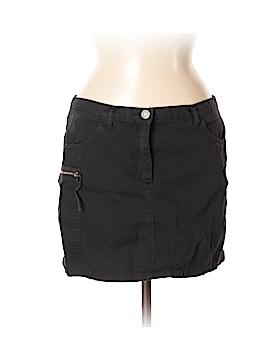 Sisley Denim Skirt Size 44 (IT)
