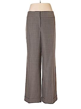 Jones New York Collection Wool Pants Size 16