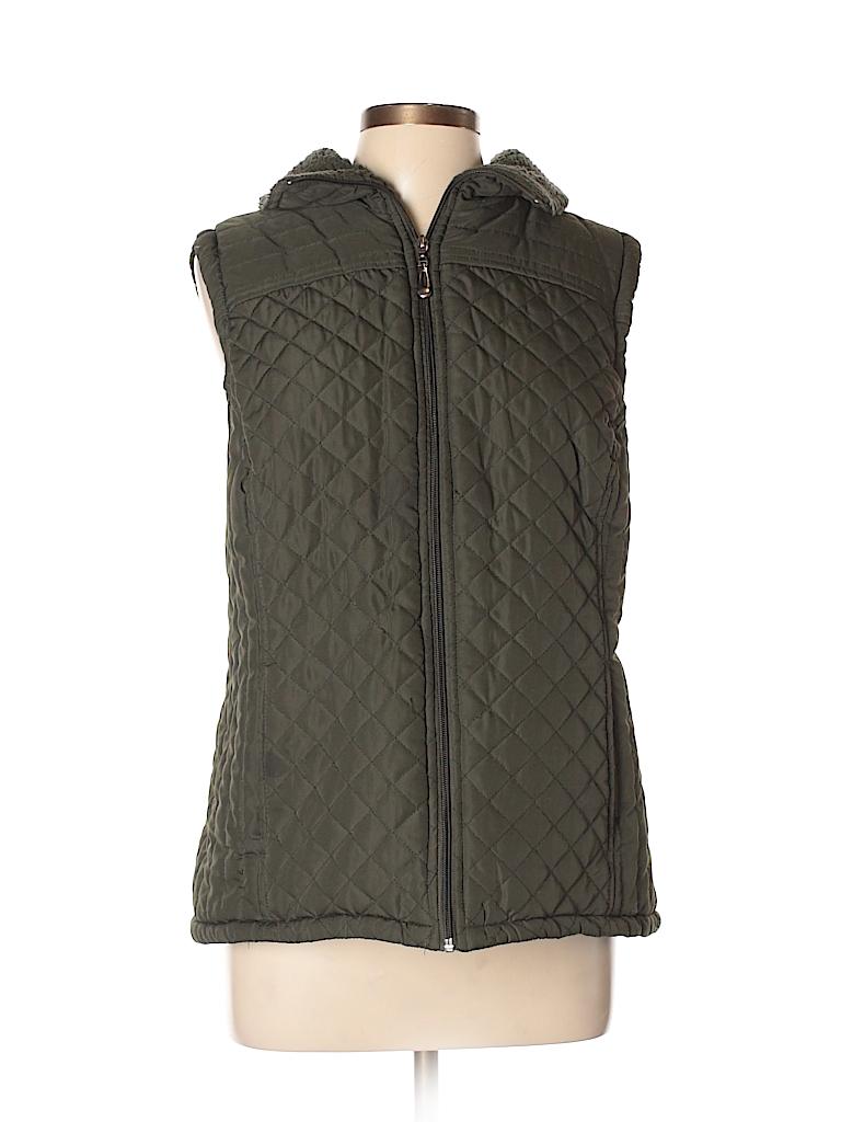 D&Co. Women Vest Size L