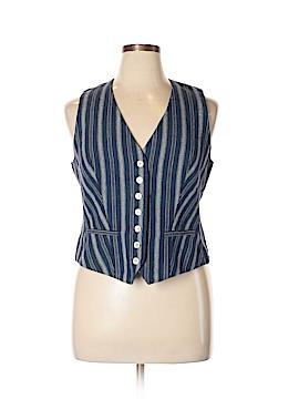 Lauren by Ralph Lauren Tuxedo Vest Size 14