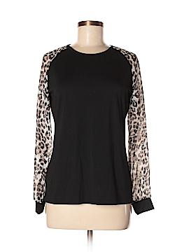Zanzea Collection Long Sleeve Top Size M
