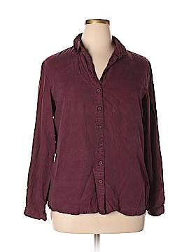 Matty M Long Sleeve Blouse Size L