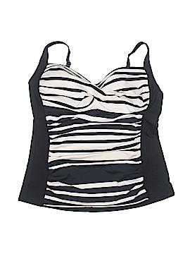 Liz Claiborne Swimsuit Top Size 22 (Plus)