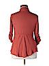 Alice + olivia Women 3/4 Sleeve Blouse Size M