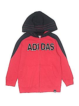 Adidas Zip Up Hoodie Size 7