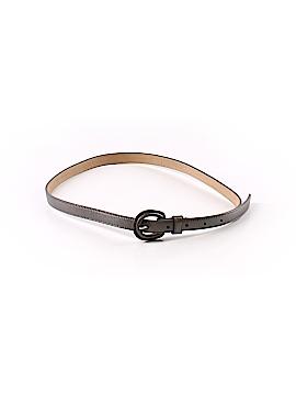Talbots Leather Belt Size S
