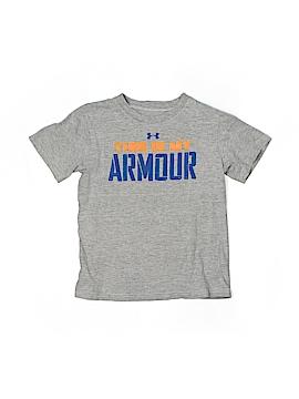 Under Armour Short Sleeve T-Shirt Size 6