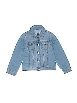 Baby Gap Denim Jacket Size 6