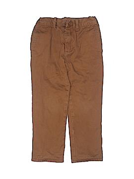 Crewcuts Khakis Size 4