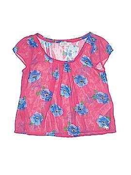 Abercrombie Short Sleeve Blouse Size L (Kids)