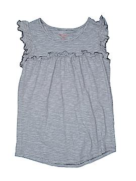 Cat & Jack Short Sleeve Top Size 14 - 16