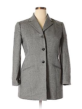 Nordstrom Wool Blazer Size 12 (Petite)