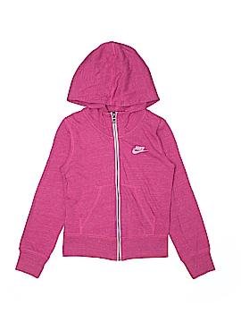Nike Zip Up Hoodie Size S (Kids)