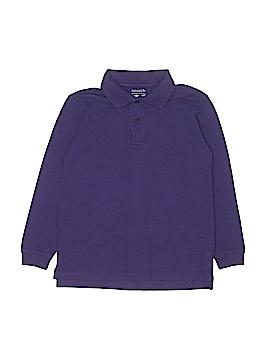 George Long Sleeve Polo Size M (Kids)