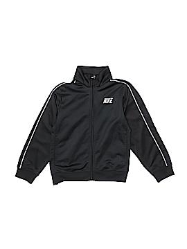 Nike Track Jacket Size 7