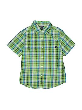 Marmot Short Sleeve Button-Down Shirt Size S (Kids)