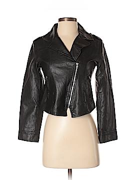 Iz Byer Faux Fur Jacket Size L