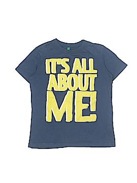 United Colors Of Benetton Short Sleeve T-Shirt Size L (Kids)