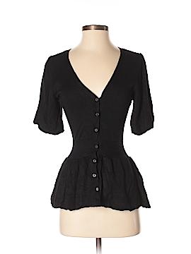 Zoe D. Short Sleeve Top Size S