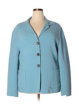 Jones New York Wool Blazer Size 24 (Plus)