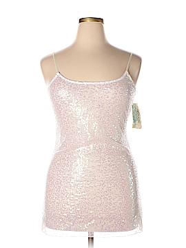 Belle Du Jour Sleeveless Blouse Size XL