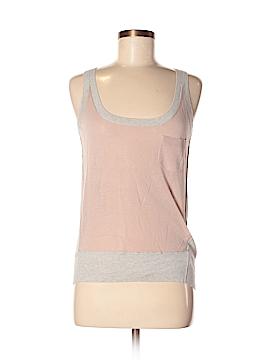 Wrap Sleeveless Top Size 6
