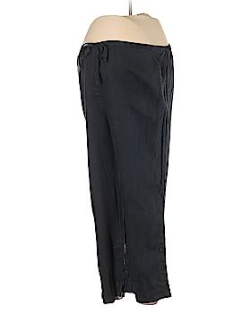 Mother's Work Maternity Linen Pants Size L (Maternity)