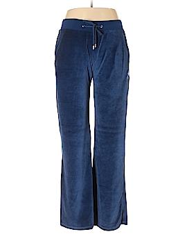 Dereon Velour Pants Size L