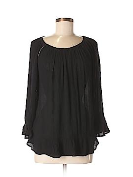 INC International Concepts Long Sleeve Button-Down Shirt Size M
