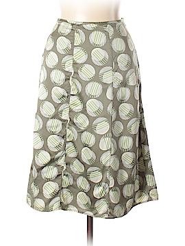Amanda Smith Silk Skirt Size 14