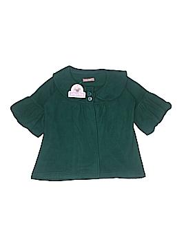 Jelly The Pug Fleece Jacket Size 3T