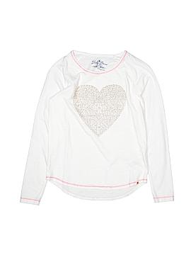 Lucky Brand Long Sleeve T-Shirt Size L (Kids)