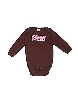 Monag Kids Long Sleeve Onesie Size 12-18 mo
